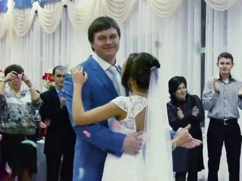 свадебный клип Максима и Галины