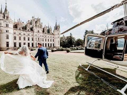 Роскошная свадьба в замке: Charee & Kirill