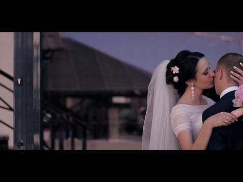 Любовь как образ жизни. Свадьба Юли и Андрея
