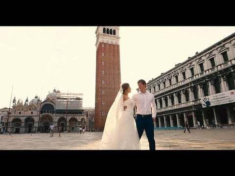 Юля & Паша. Венеция