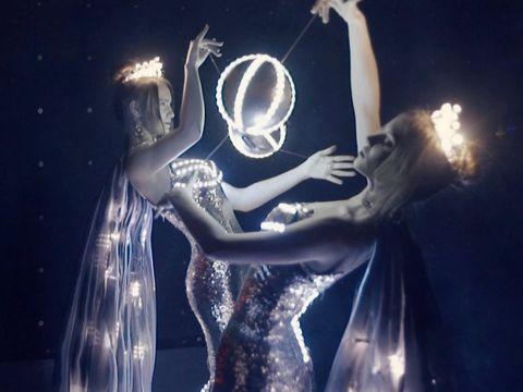 Crystal | Световое шоу в Ростове | GOF show
