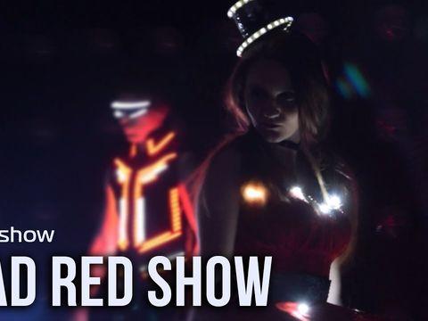 Mad Red - световое шоу в Ростове-на-Дону | GOF show