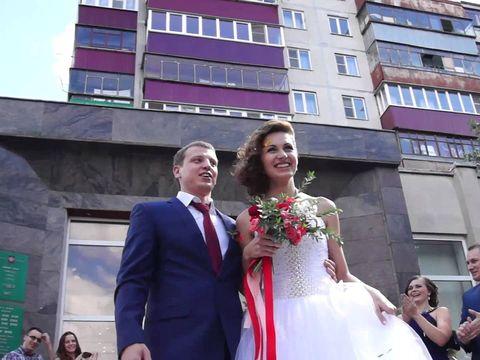Свадьба Екатерины и Николая