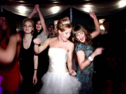 Дискотека на вашей свадьбе - dj Serga и ведущая Ольга Полякова
