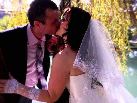 Свадебный день Михаила и Валентины.