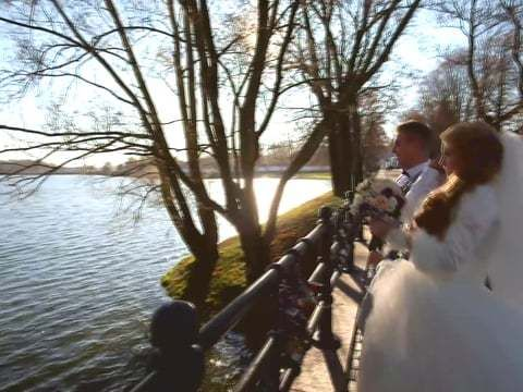 Маша и Артур свадебный клип