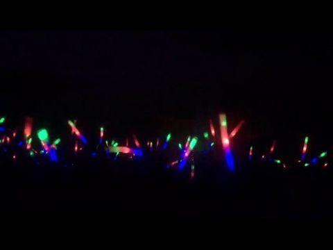 Световой флешмоб на 190 человек