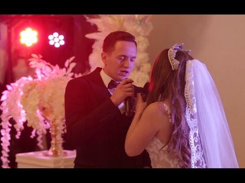 Сказочная свадьба Димы и Алины