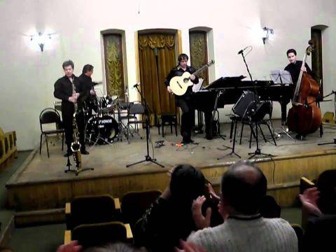 Концерт в Камерном Зале 25 февраля 2011 года - Рязань