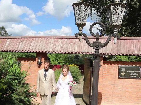 Свадебная автопрогулка