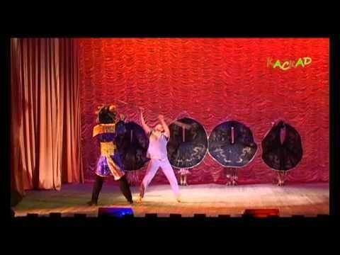 ролик шоу-балет каскад