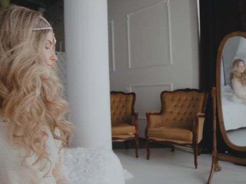 бэкстейдж сборы невесты