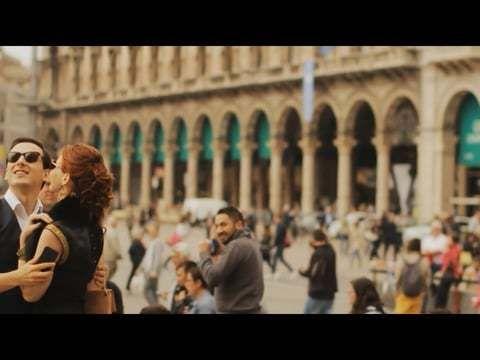 A+N Lovestory in Milan, Italy