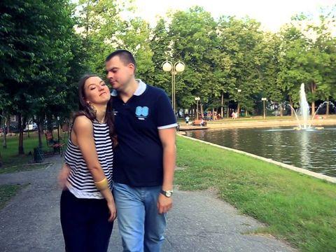 Love Story Ильи и Юли)))