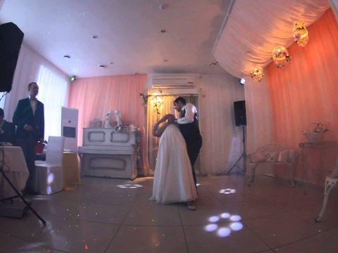 Романтичный классический свадебный танец