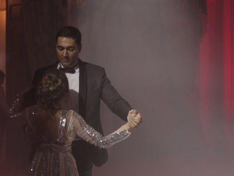 Современный свадебный танец / Кристина и Михаил / Eric Carmen - Hungry Eye