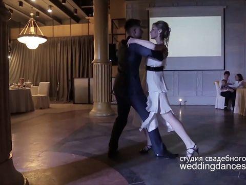 НЕЖНЫЙ и ДОБРЫЙ свадебный танец | Полина и Сергей | Iron & Wine - Flightless Bird, American Mouth