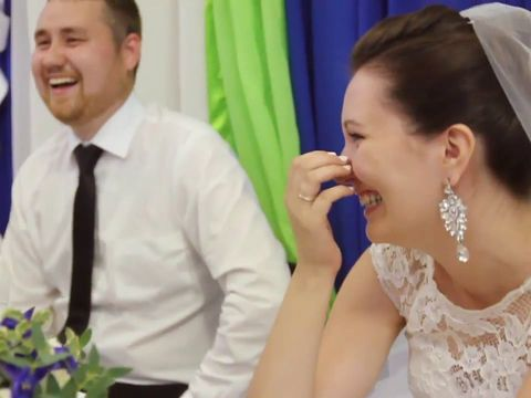 Свадебный ролик Дениса и Юлии