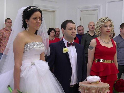 Свадьба в Липецке.Юрий и Дарья