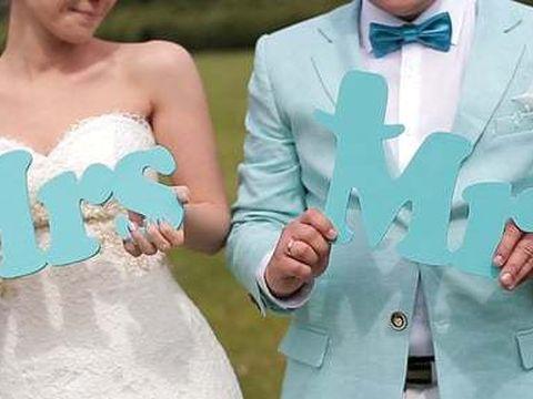 Свадьба Александра и Юлии в стиле Tiffany