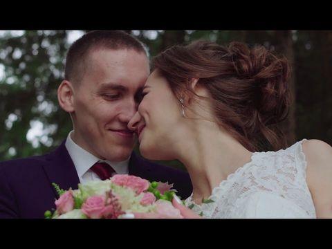 Свадьба Дмитрия и Юлии. Ведущий Алексей Нечаев