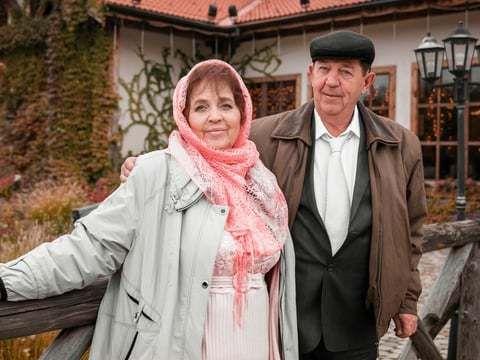 Золотая свадьба. 50 лет вместе! Анатолий и Надежда