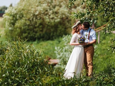 Свадьба Галины и Руслана