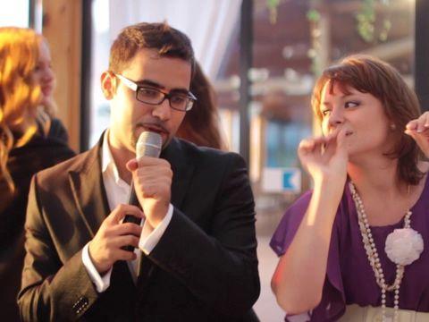 Свадьба на причале