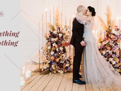 Свадьба для двоих в Санкт-Петербурге