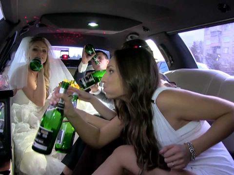 Танцы в лимузине