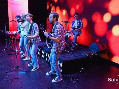 промо видео кавер группы Salut band