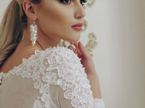 Свадебные платья коллекция Благородное золото 2016 от ТМ Vasylkov