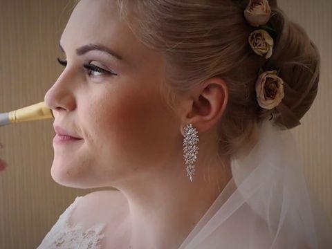 свадебный клип Дмитрия и Юлии