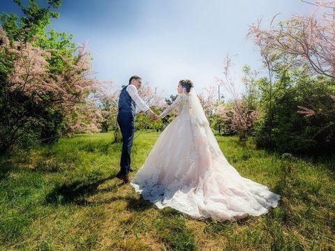 Свадебный клип Дениса и Насти