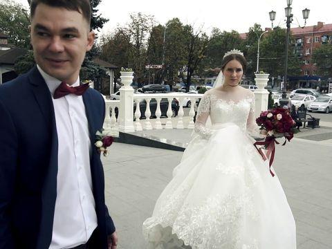 Свадебный клип Антона и Ольги
