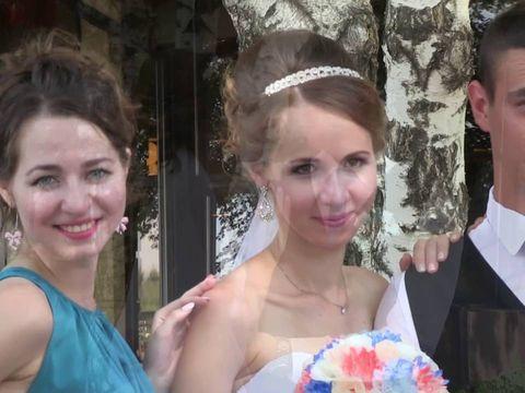 Свадьба в Астрахани. Роман и Светлана