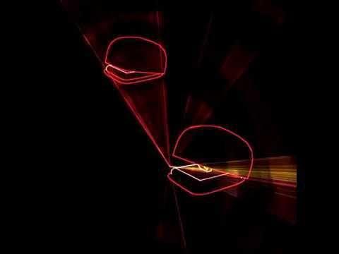 Лазерное шоу История любви