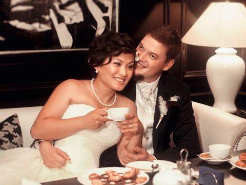 Свадьба в стиле Гетсби Елена и Стас