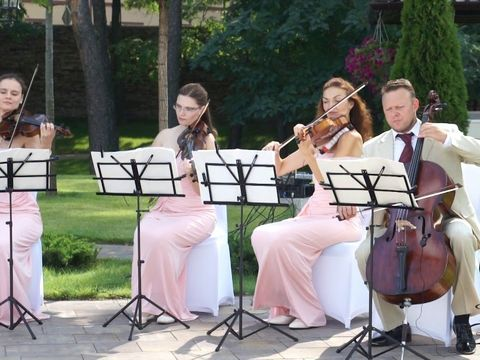 Квартет Зефир - Salut D'amour - Zefir Quartet