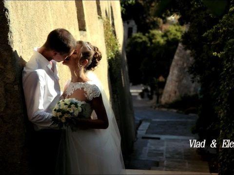 Vlad & Elena. Свадьба на Крите. Греция