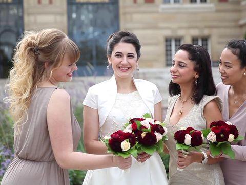 Большая свадьба в Версале, Франция