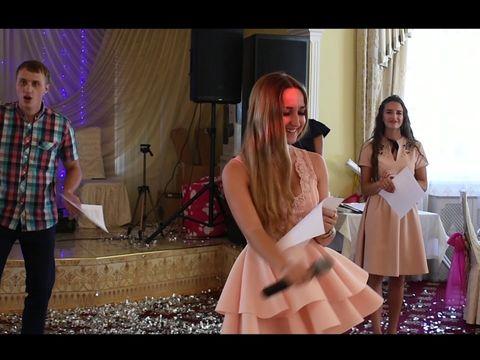 Ведущая Дарья Солдатова