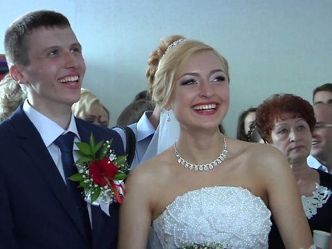 Елизавета & Николай - свадебный клип