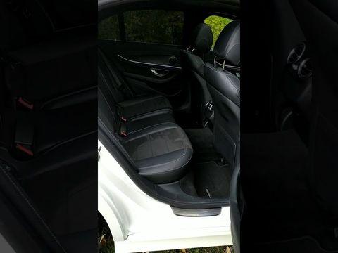Обзор Mercedes W213 AMG