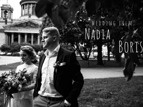Nadia & Boris wedding film