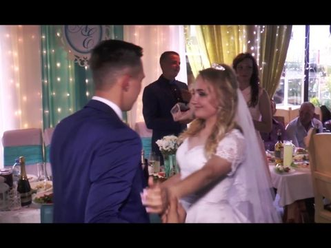 Свадьба Колесо