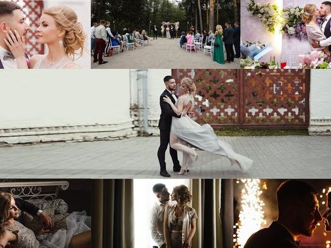 """Победители конкурса """"Свадьба мечты в Подарок"""""""